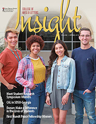 CAL Insight Magazine Cover Spring 2019